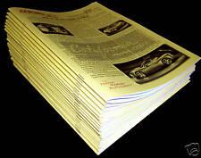 Subscription to FERRARI MARKET LETTER Enzo Dino 250 GT 275 365 550 360 430 458
