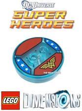 Lego Dimensions Wonder Woman Fun Pack toy Tag - 71209-bestprice + cadeau-NEUF