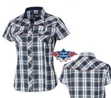 Chemises country western ref: LARISSA Stars&Stripes ****PROMO****
