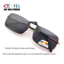 Brand Polarized Sunglasses Clipon Eyewear Eyeglasses Oculos Shade Driving Sport