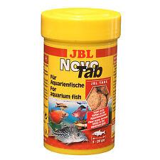 JBL NovoTab  Futtertabletten für Aquarienfische haftende Futtertablette Aquarium