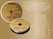 Drennan Double Strength Line 50m Spools