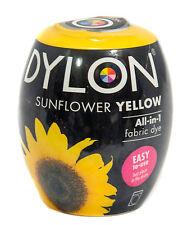 Dylon Sunflower Yellow Machine Pods Dye No.5 Fabric Dye (Discount for Qty)