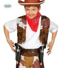 GUIRCA Fondine pistole cowboy cowgirl carnevale bambino bambina mod. 18523