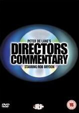 Director's Commentary (DVD, 2004, 2-Disc Set)  FREEPOST 5014138505608