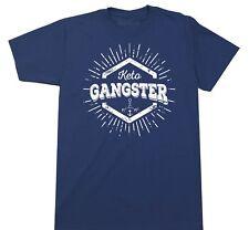 Keto Gangster T Shirt  Classic Hip Hop Keto Diet Ketones Ketosis