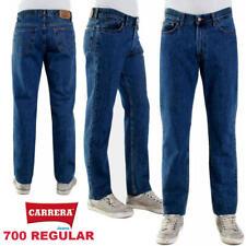 Pantaloni Jeans uomo CARRERA art.700 regular fit denim taglio dritto casual moda