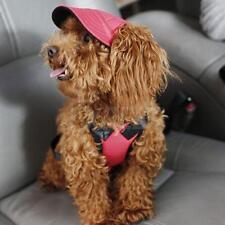 Pet Dog Puppy Baseball Visor Hat Peaked Cap Sunbonnet Outdoor Topee Summer NEW S