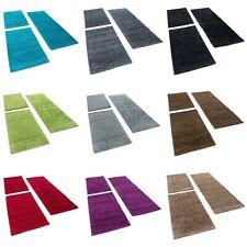 Runner-Set Life Shaggy Tapis Shaggy Tapis haute pile tapis de salon Nouveau 1500