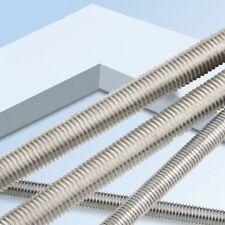 G304 Stainless Steel Full Thread Rod All Threaded Studding M6/M8/M10/M12/M14-M20