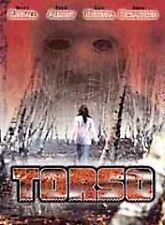 Torso (DVD, 2000, Widescreen Collectors Edition) FREE SHIPPING