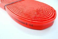 10m Manguera de protección, tubo aislamiento, aislamiento Rojo isolierdicke 4mm