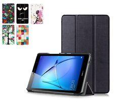 Premium PU Pelle Custodia Cover per HUAWEI MediaPad T3 dispositivi Tablet 8 pollici