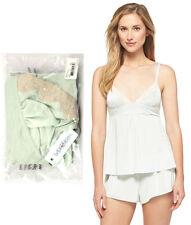 BELLA BLOOM Lingerie Underwear Color Clearly Aqua, Bikini Camisole Chemise Thong