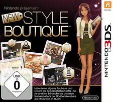 New Style Boutique (Nintendo 3DS, 2012) Nintendo 3DS Spiel