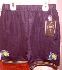 Youth Indiana PACERS Basketball Shorts NWT NIKE 5 6 7