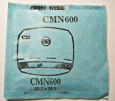 Hamilton 944464 Galen Octagon Replacement Cylinder Watch Crystal Gs Cmn600