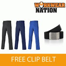 Dickies Redhawk Work Uniform Trousers (WD864) - FREE CLIP BELT