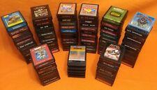 Riesige Auswahl an tollen Spielen für Atari 2600