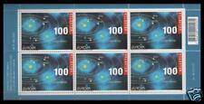 2009 Europa CEPT - Svizzera - minifoglio