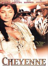 Cheyenne, New DVD, Gary Hudson, Bobbie Phillips, Bo Svenson, M.C. Hammer, Bobby