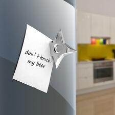 Japanese Refrigerator Magnetic Magnets Ninja Shuriken Fridge Note Holder Sticker