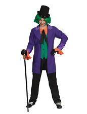 jokerkostüm Joker Disfraz de Hombre Traje Tv bösewicht Batman CARNAVAL Lema