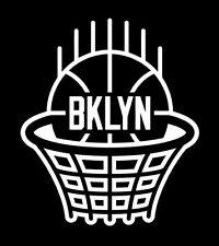Brooklyn Nets concept logo shirt BK BKLYN New York Jay-Z Lin Russell New Jersey