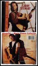 """LARRY STEWART """"Heart Like A Hurricane"""" (CD) 1994 NEUF"""