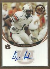 2006 Press Pass Autographs Bronze Football Card Pick Auto