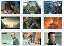 STAR TREK FILME 2014 GOLD PARALLEL KARTEN FROM THE IN DUNKELHEIT SET 1-95