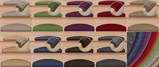 Stufenmatten Treppenmatte Star 9 Farben Set Varianten 10-30 Stück 22x56 cm NEU