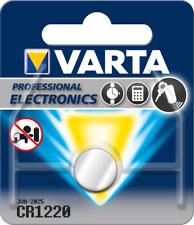 Varta Lithium CR 1220 Knopfzelle 3V