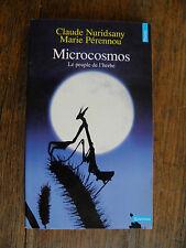 Microcosmos Le peuple de l'herbe Claude Nuridsany Marie Pérennou