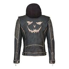 """Suicide Squad nuevo """"la matanza Chaqueta 'Joker chaqueta de cuero-lo Mejor Para Halloween"""