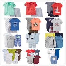 Carter's Baby Boy 2 3 4 5 pc cotton Clothes Set BeBe outfit infant Newborn - 24m