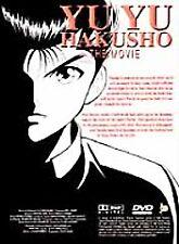 Ninku/Yu Yu Hakusho Double Feature (DVD, 2001)