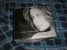 CD Chanson Lara Fabian I am Who I Am EPIC promo