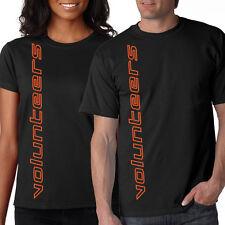 Volunteers Tennessee VERT SHIRT T-shirt Black L XL 2X 3X 4X 5X Men's Ladies' NEW