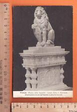 Toscana- Firenze (FI)- Statua del Leone Marzocco- 15230
