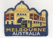 MELBOURNE  AUSTRALIA  IRON ON  PATCH BUY 2 GET 1 FREE