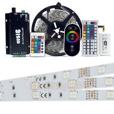 Rgb 5050 LED tiras luces Cambio De Color De Cinta debajo del Gabinete de cocina de iluminación del Reino Unido