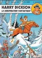 Harry Dickson 6. La Conspiration Fantastique ZANON 1999