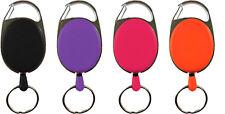 Schlüsselhalter Schlüsseljojo Skipasshalter Ausweisjojo - Farbe/Menge nach Wahl