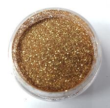 BioGlitter - Gold Biodegradable Cosmetic Glitter Bath Bomb Soap Bubble Bar