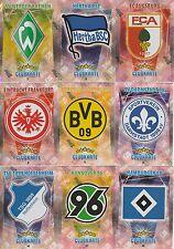 Topps Match Attax 15/16 Clubkarten Wappen-Logo 1 + 2 Liga zum aussuchen