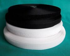 0,44-20,90 €/m Klettband zum Aufnähen &  Selbstklebend 20 mm bis 150 mm Breit