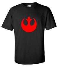 Rebel Alliance Star Wars Movie Mens T-shirt