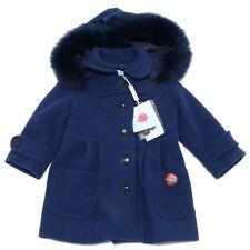 9655L cappotto bimba BLUMARINE  lana  cachemire giacche jackets kids