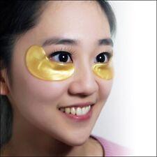 24k Gold Powder Collagen Eye Mask Anti Wrinkle Aging Bags  Moisturiser Eyelids